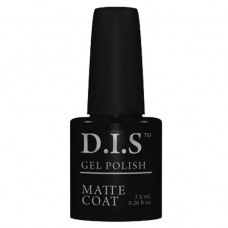 DIS GEL POLISH - TOP MATTE (7,5грм)