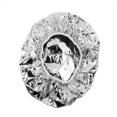 Шапочка ТЕРМО серебро для завивки