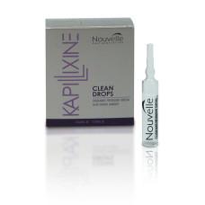 Ампула для волос 10 мл против перхоти (10 мл*10) Clean Drops Nouvelle