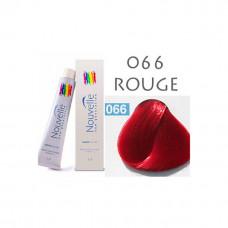 066 Красный 100 ml Краска д/в Nouvelle