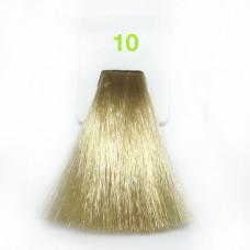 10 Платиновый блондин 100 мл Nouvelle краска для волос