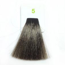 5 светло-коричневый 100 мл Nouvelle краска для волос