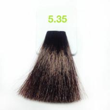 5,35 светло-золот корич крас дерева 100 мл Nouvelle краска для волос