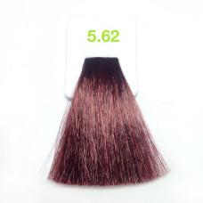 5,62 светло-крас матово-корич 100 мл Nouvelle краска для волос