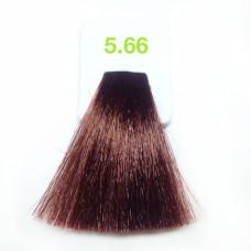 5,66 Яркий светло-красный корич 100 мл Nouvelle краска для волос