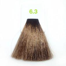 6,3 Тёмно-золот русый 100 мл Nouvelle краска для волос