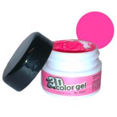 "ATICA 3D-гель ""Carnation Pink"", 7,5 мл"