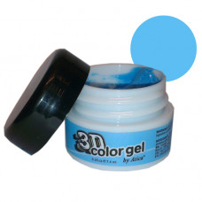 Atica 3D-гель Carolina Blue, 7,5 мл