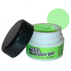 Atica 3D-гель Pale Green, 7,5 мл