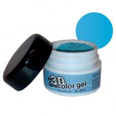 Atica 3D-гель Sky Blue, 7,5 мл