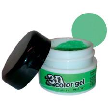 Atica 3D-гель Spring Green, 7,5 мл