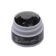 Atica 3D-гель Black, 7,5 мл
