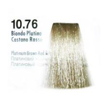 10,76 Платиновый коричнево-красный блондин100 ml Краска д/в Nouvelle