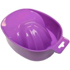 Ванночка для маникюра LPnails 1 шт. Фиолетовый