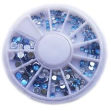 Каруселька разного размера Crystal Blue