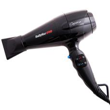 Фен с ионизацией Caruso Babyliss Pro черный 2200-2400W
