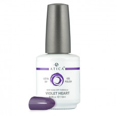 Гель-лак Atica GPM08 Violet Heart 7,5 мл