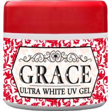 GRACE Ультра белый гель 50 гр. (требует подложку)