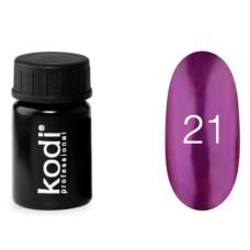 Гель-краска Kodi №21