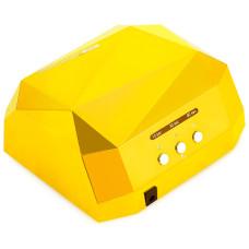 Диамант 12W CCFL + 24W LED 36W Желтый