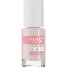 Лак Ноготок Maxi 1 New French