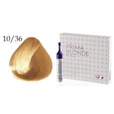10/36 крем-краска для волос Prima Blonde
