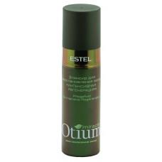 Estel Otium Miracle Эликсир 100 мл для восстановления волос Интенсивная регенерация