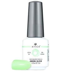 Гель-лак Atica GPM109 Green Glow 7,5 ml