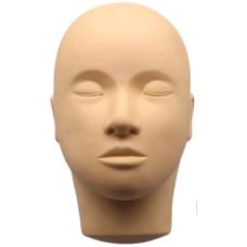 Манекен голова для наращивания ресниц AVADONA