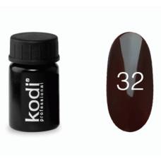 Гель-краска Kodi №32