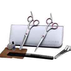 Набор парикмахерских ножниц Baorun 6.0