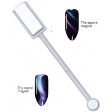 Магнит двухсторонний для гель-лака Cat Eye Magnet LPnails