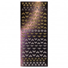 3D слайдер для дизайна ногтей Rococo 18th 45202