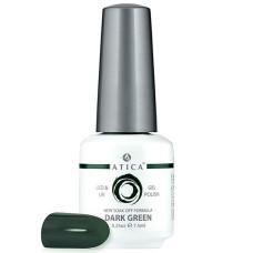 Гель-лак Atica GPM135 Dark green 7,5 мл
