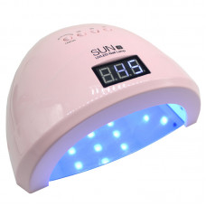 Лампа для наращивания ногтей SUN1S 48W UV/LED Pink