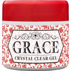 GRACE Прозрачный 2-х фазный гель c UV фильтром 50 гр