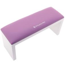 Подлокотник для маникюра на ножках STALEKS Violet (32*11*15)