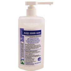 Гель - антисептик для гигиенической и хирургической обработки рук АХД 2000 500мл