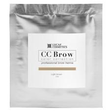 Хна для бровей Светло-коричневый CC Brow в саше 5 гр