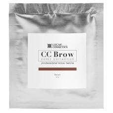 Хна для бровей Коричневый CC Brow в саше 5 гр