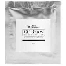 Хна для бровей Черный CC Brow в саше 5 гр