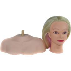 Голова учебная AVADONA. Блонд