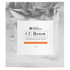 Хна для бровей Рыжий CC Brow в саше 5 гр