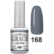 Гель-лак GRACE GRP168 Greyish 10ml