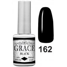 Гель-лак GRACE GRP162 Black 10ml