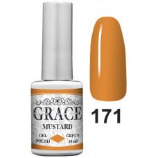 Гель-лак GRACE GRP171 Mustard 10ml