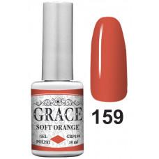 Гель-лак GRACE GRP159 Soft Orange 10ml