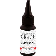 Каучуковое верхнее покрытие GRACE Universal Rubber Top 30 мл