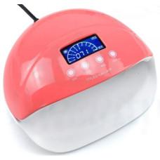 Лампа для наращивания ногтей SUN5se UV/LED 50 W (корал)