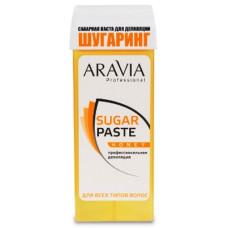 Сахарная паста для депиляции в картридже Медовая очень мягкая ARAVIA Professional 150г/20